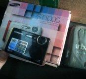 Фотоаппарат Samsung ST1000