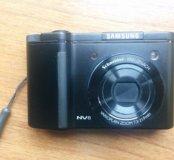 Фотоаппарат samsung nv8