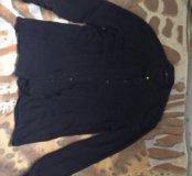 Блузка полупрозрачная oodji