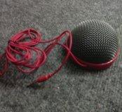 Микрофон pringles активный