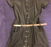 Платье на кнопках S'Oliver