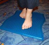 Ортопедический коврик для детей волна
