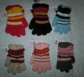 Перчатки и варежки ВЕСНА-ОСЕНЬ