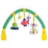 Дуга с игрушками+развивашки