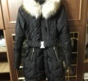 Куртка зима, пух