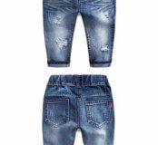 Новые джинсы 104