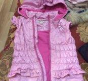 Детская одежда пакетом р.116-122