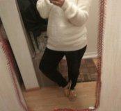 Плюшевый свитер 50 и больше
