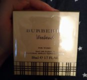 Burberry weekend новые