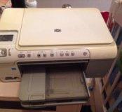 Принтер с сканером