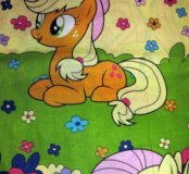 My little pony(май литл пони)-постельное белье