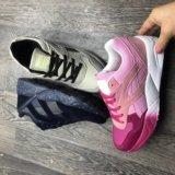 Кроссовки новые Puma розовые