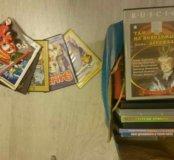 DVD Диски хорошие фильмы и мультики