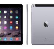 Apple IPad Air 2 space Grey 32gb wi-fi + cellular