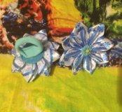 Цветочки резинки