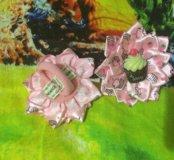 Цветы резинки