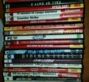 Компьютерные игры DVD