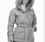 Куртка пуховик размер 48-50