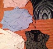 Блузы и кофты 46