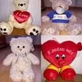 Мишки с сердцем, Тедди к Дню Влюбленных