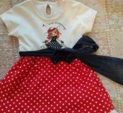 Платья на 2-3 годика