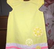 Платье Gymboree 104
