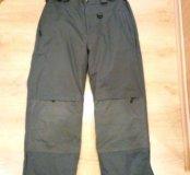 Новые мембранные штаны MultiTex с защитой (52-54)