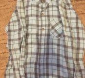 Рубашка хлопок на мальчика Зара