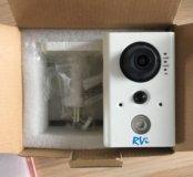 Цифровая камера видеонаблюдения с микрофоном.