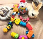 Развивающие музыкальные игрушки