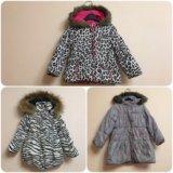 Куртка , пальто на 2.5-4.5 года