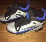 Ботинки лыжные Fischer 38
