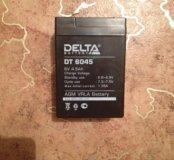 Аккумулятор(батарея)DELTA