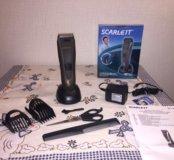 Машинка-бритва для стрижки волос Sc-263