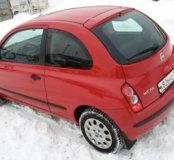 Nissan Micra k12 2007 71000km