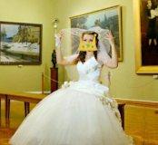 Свадебное платье! Прокат.