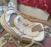 Кресло детское с вибрацией и музыкой.