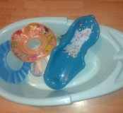 Ванные пренодлежности для малыша
