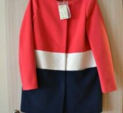 Новое стильное пальто 44-46