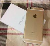 I phone 6( золотистый)
