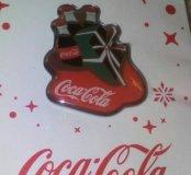 Значок Кока Кола