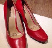 Новые кожаные туфли 👠 (Mascotte)