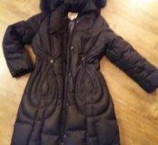Пальто пуховое 52-54