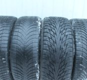 225 / 45R17 4шт Michelin alpine