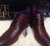 Новые шикарные туфли ,ботинки,сапоги