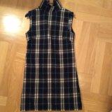 Платье burberry шерсть xs