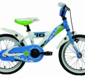 Детский велосипед Bulls Tokee 16 Boy (2013)