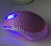 Мышка гламурная