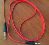 Аудио кабель AUX GRIFFIN 3.5мм-3.5мм Красный