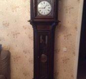 Старинные напольные часы.Бельгия
